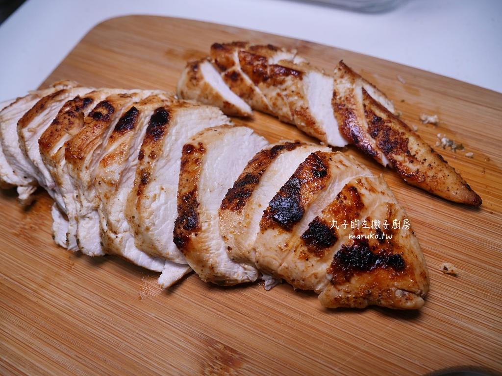 【食譜】義式香料雞胸|多了一個步驟就能讓雞胸肉變好吃 @Maruko與美食有個約會