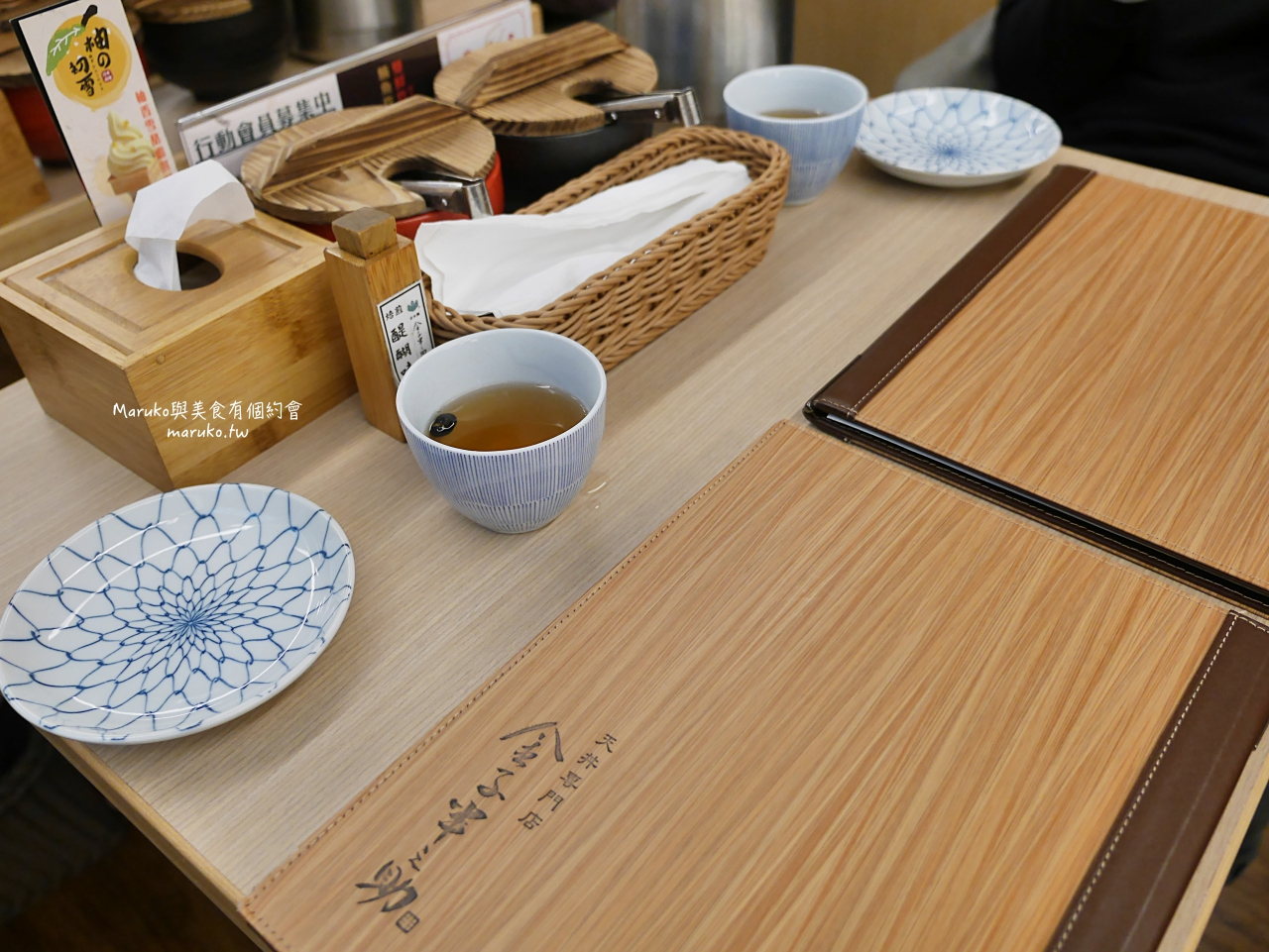 【台北】金子半之助/來自東京人氣天丼專門店/微風台北車站美食 @Maruko與美食有個約會