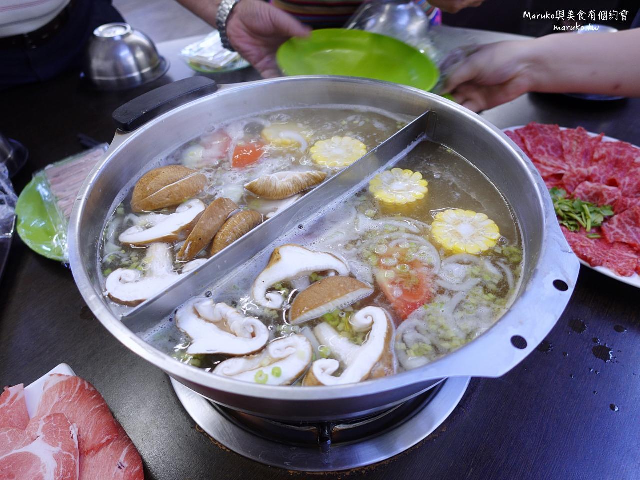 【屏東】隆興汕頭火鍋/在地人的家鄉味沙茶汕頭火鍋/屏東火鍋推薦 @Maruko與美食有個約會