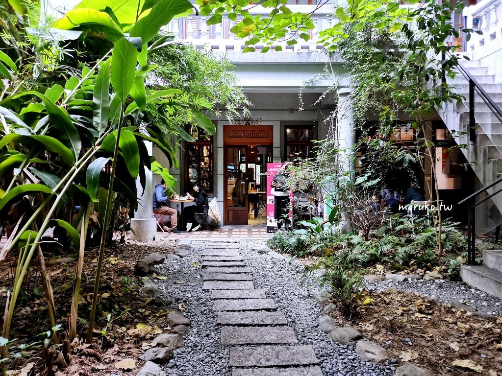 【台北】鹹花生咖啡館|全台北最好吃的焦糖肉桂捲 @Maruko與美食有個約會