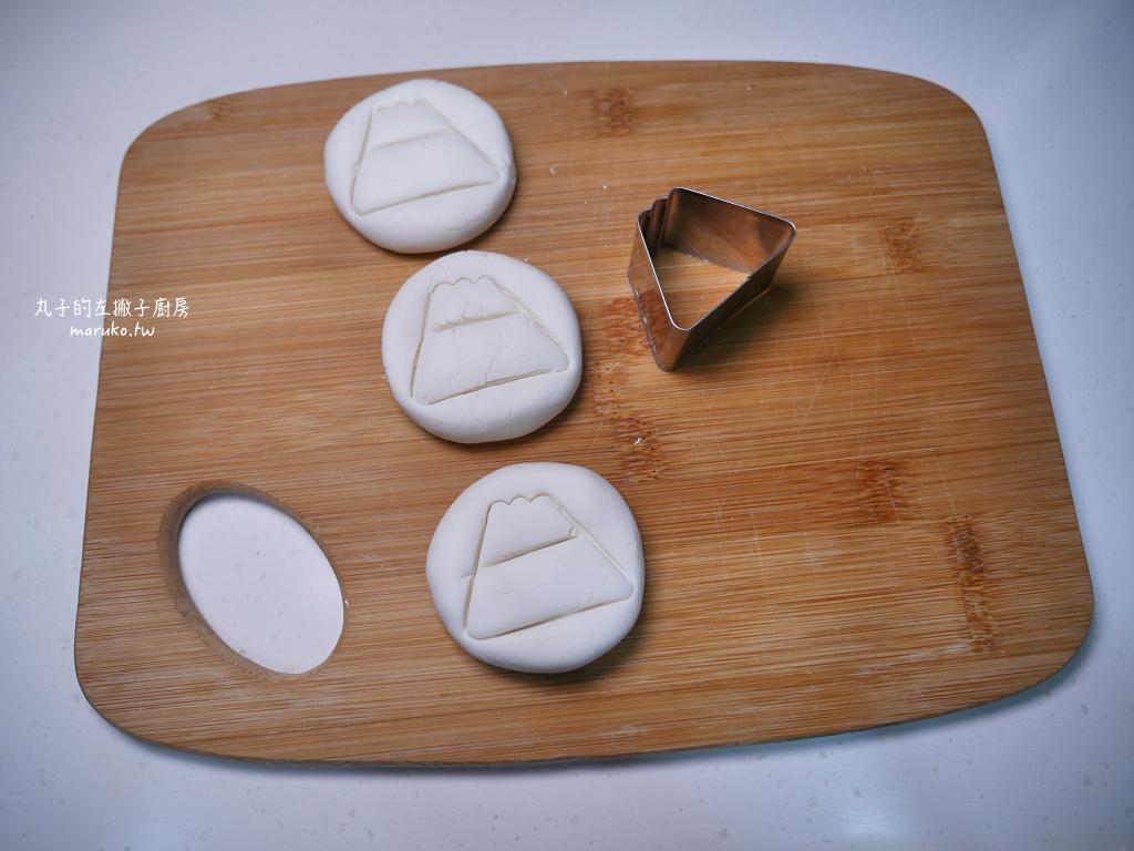 【食譜】日式串糰子|二樣食材簡單製作糯米糰子零失敗的日式點心 @Maruko與美食有個約會