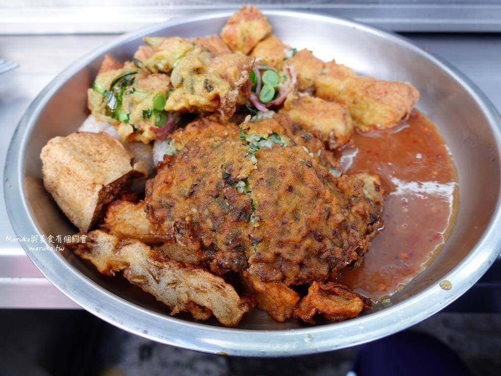 【台北】好佳蚵嗲 南機場夜市多達25種以上炸物,台灣小吃美食推薦 @Maruko與美食有個約會