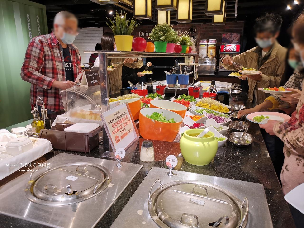 【台北】橫濱牛排 微風南京/20種自助沙拉吧吃到飽200元起/台北小巨蛋站美食 @Maruko與美食有個約會