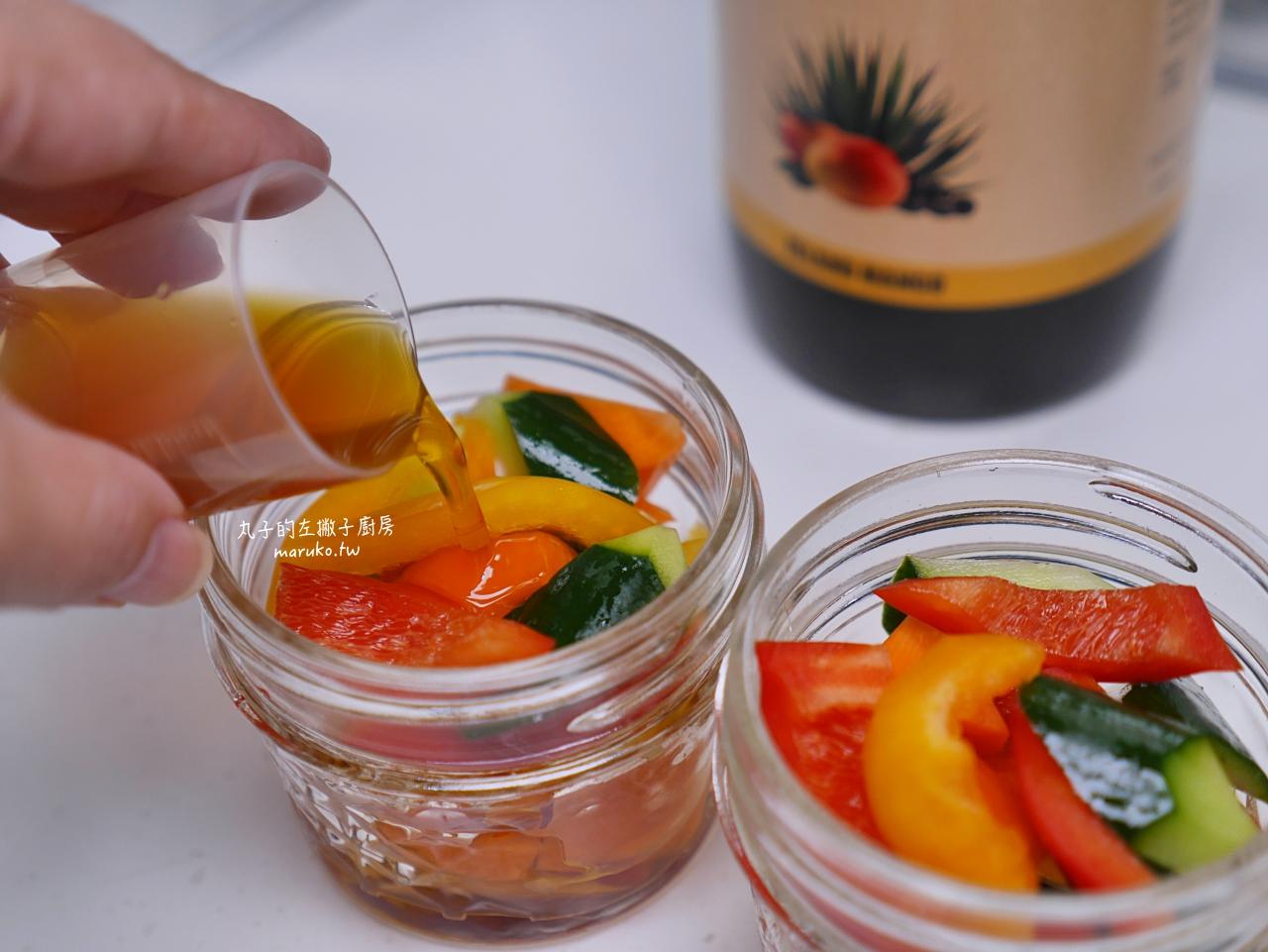 【食譜】極粹康普酵飲/搭餐入菜二種清爽無法單夏日甜點(日式蕨餅糰子/桑椹莓果氣泡飲) @Maruko與美食有個約會