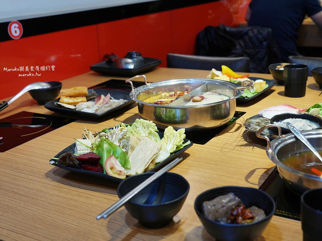 【蘆洲火鍋吃到飽】蒙古紅/100種以上海鮮、蔬菜、安格斯牛吃到飽只要550元/捷運蘆洲站火鍋推薦 @Maruko與美食有個約會