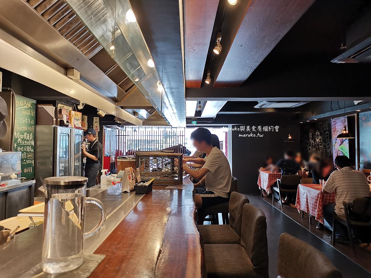 【台北】高木食堂/午間限定和牛定食只要250元起/忠孝敦化站美食 @Maruko與美食有個約會