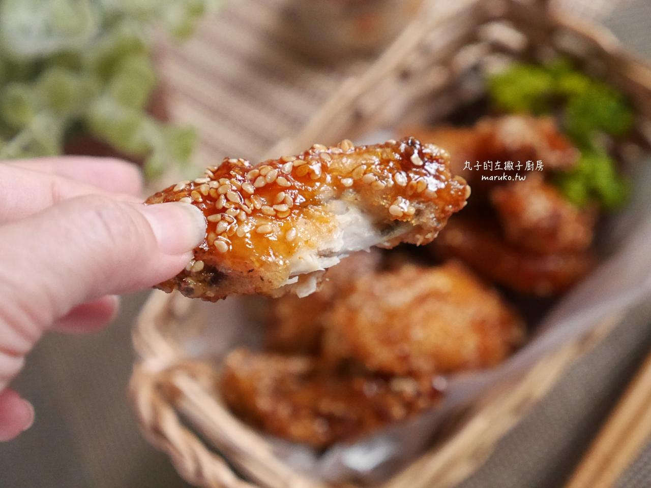 【食譜】日式照燒雞翅/博多風的炸雞翅冰冰的吃甜甜又涮嘴 @Maruko與美食有個約會