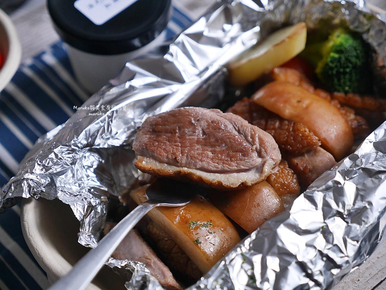 台北 夏慕尼新香榭鐵板燒 外帶自取滿額優惠 這樣點更划算 @Maruko與美食有個約會