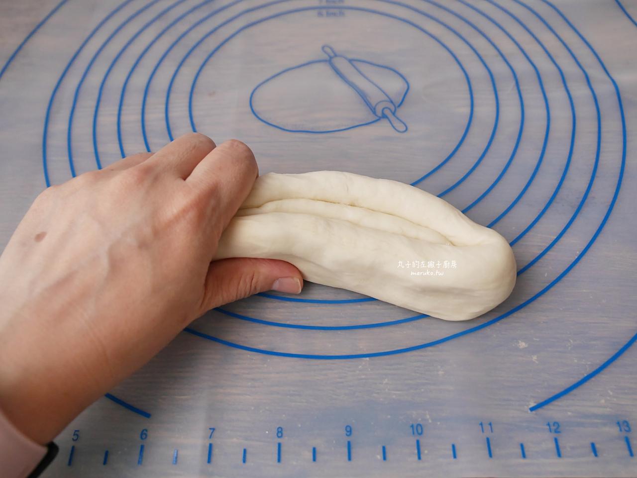 【食譜】中式刈包 不需要攪拌機 米奇造型刈包簡易做法 美膳雅蒸鮮鍋推薦 @Maruko與美食有個約會
