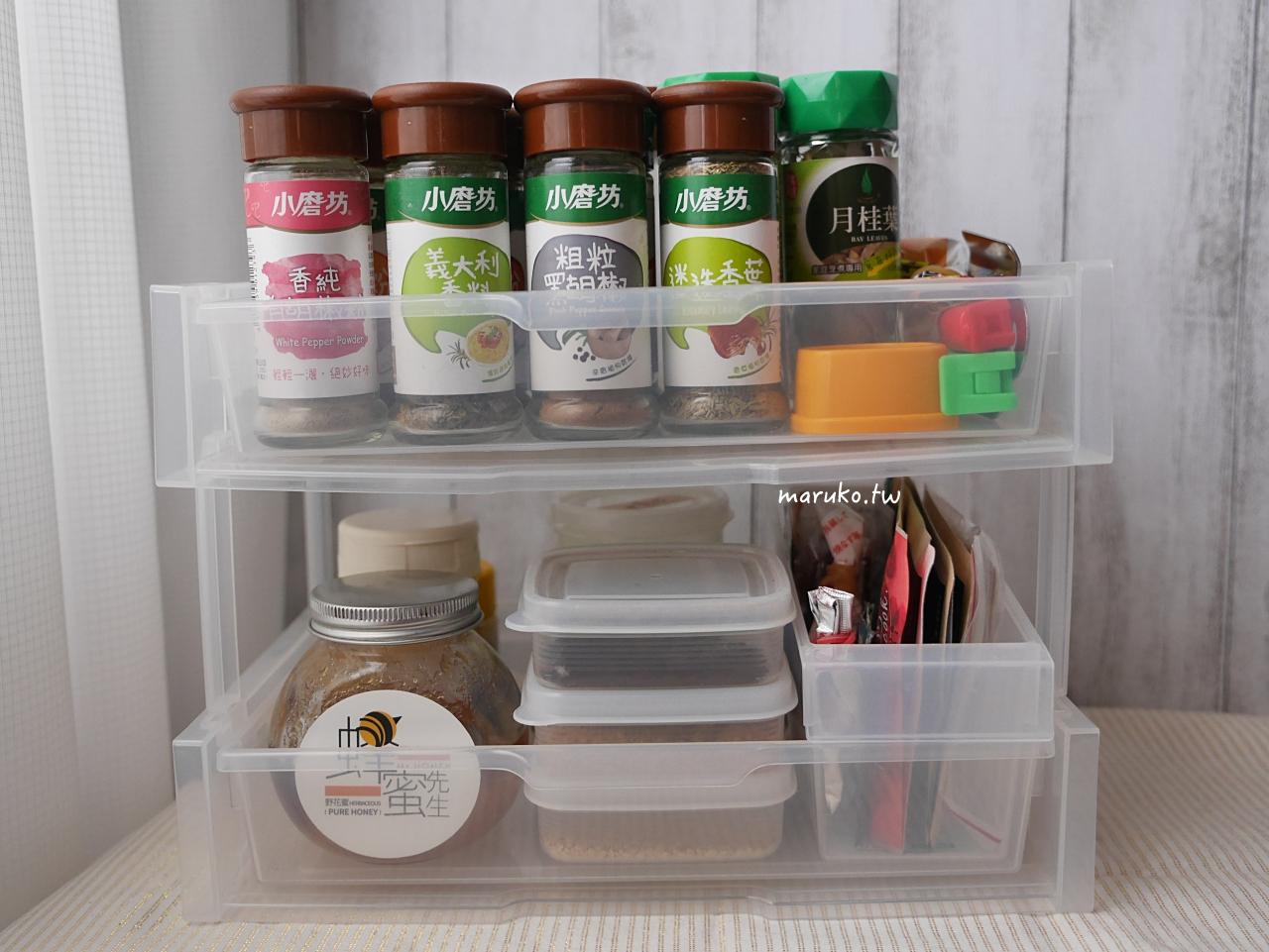 【廚房收納】i color 49元好物 調味粉 醬料罐 收納分享 @Maruko與美食有個約會