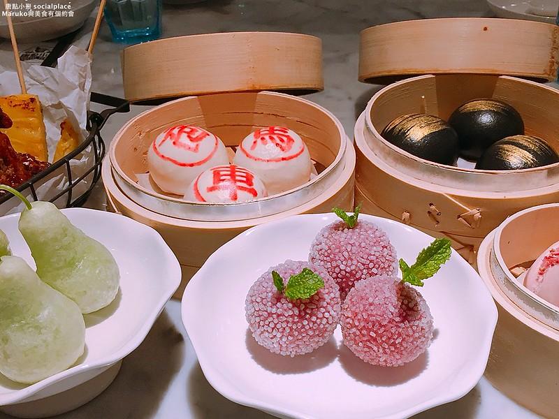 【台北美食|大安】唐點小聚|來自香港熱門的趣味港點連螞蟻也愛吃(完整菜單) @Maruko與美食有個約會