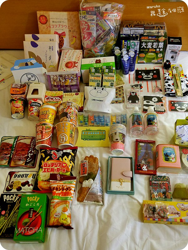 【東京必買】東京超好買|伴手禮,藥妝,百元商店一次買齊 @Maruko與美食有個約會