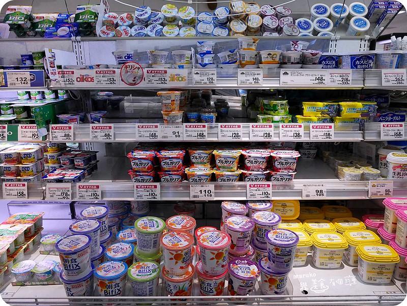 【日本購物】就是愛吃優格|十個日本超市超商優格大比拼 @Maruko與美食有個約會