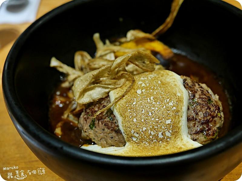 【台北美食】山本漢堡排|來自東京美味漢堡排洋食餐廳 @Maruko與美食有個約會