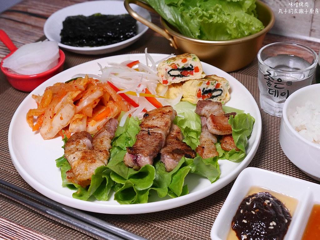 【食譜】韓式烤肉|利用汽水製作烤肉醃醬簡單又方便 @Maruko與美食有個約會