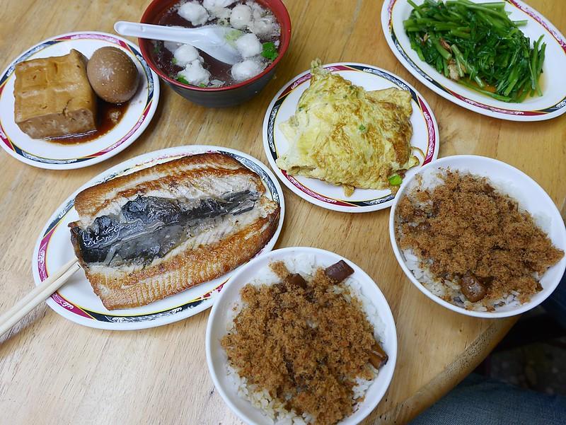 【台北美食】台南滷三塊|凌晨也可以吃到的台南家鄉味(近石牌捷運站) @Maruko與美食有個約會