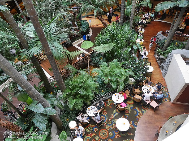 【澳門飯店】喜來登金沙城中心酒店|入住澳門五星級酒店(含市區公車路線規劃) @Maruko與美食有個約會