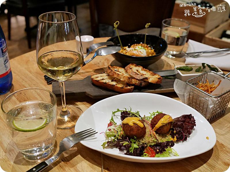 【台北大安】Osteria by Angie義大利風味餐廳(光復店)|遇見南義的異國風 @Maruko與美食有個約會