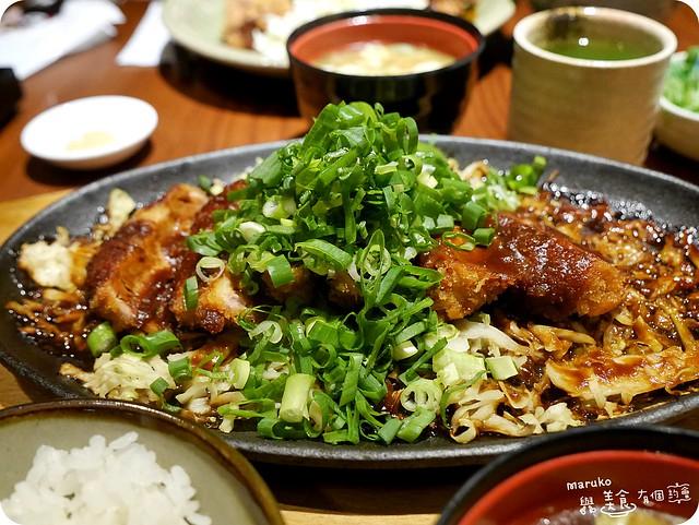 【台北美食】矢場味噌豬排(東門店)|來自名古屋的炸豬排老店醬汁才是美味的關鍵 @Maruko與美食有個約會