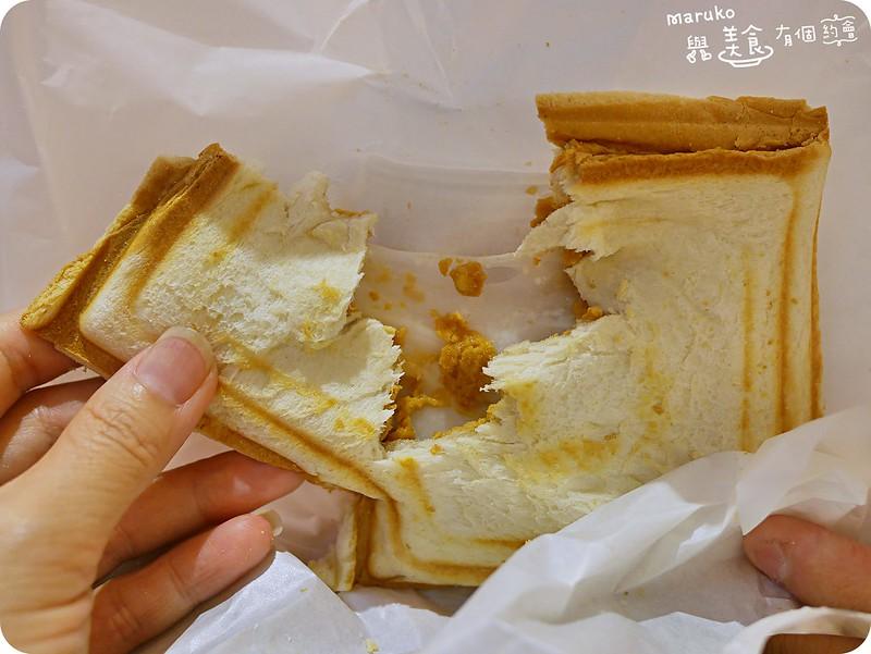 【台北大安】扶旺號鐵板土司紅茶牛乳|老店新風貌 @Maruko與美食有個約會