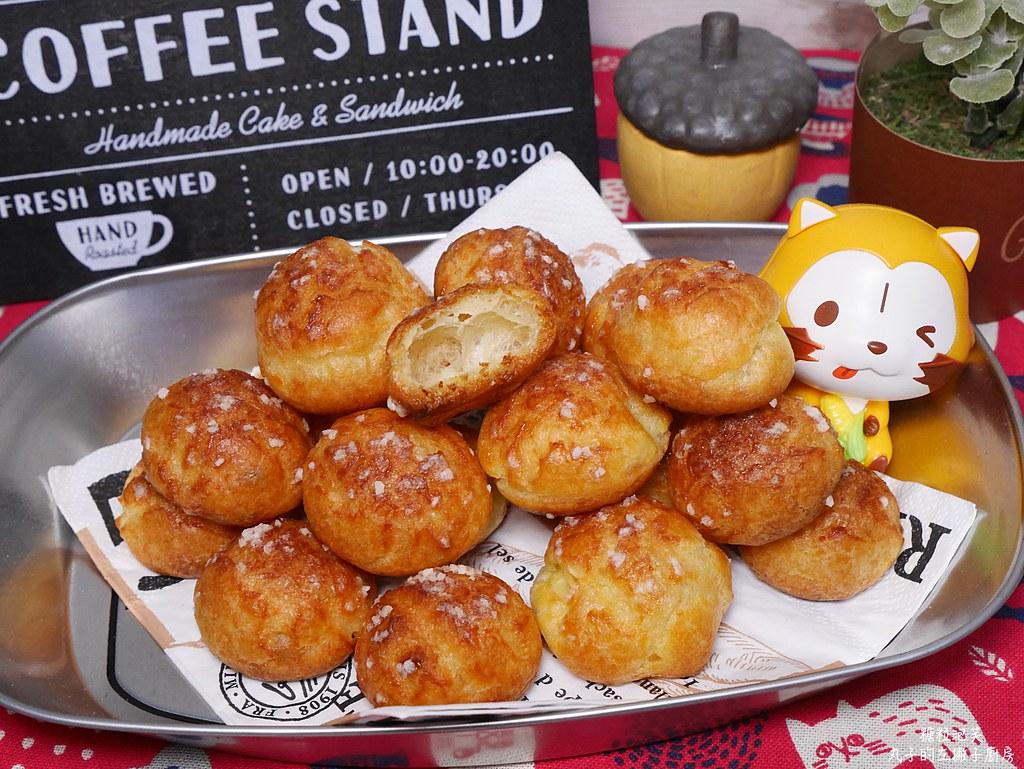 【食譜】迷你珍珠糖粒泡芙|初學者不失敗點心食譜是製作烤箱點心的入門簡易甜點 @Maruko與美食有個約會