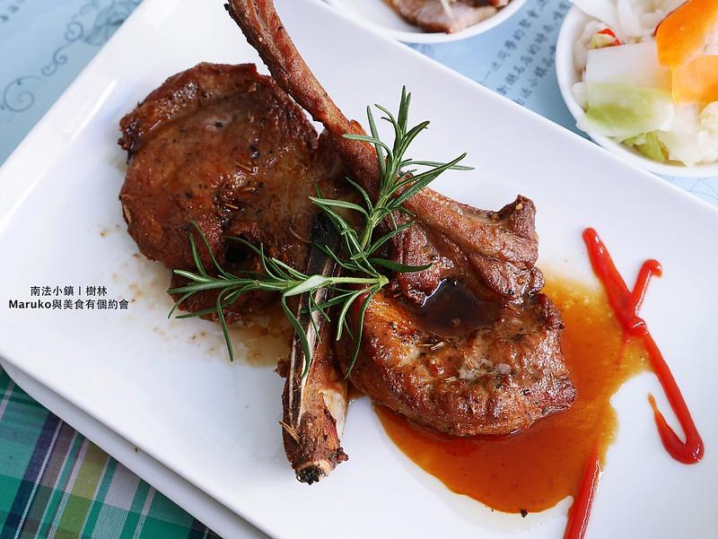 【樹林美食】南法小鎮樹林店|充滿溫度的異國風情家庭料理 @Maruko與美食有個約會