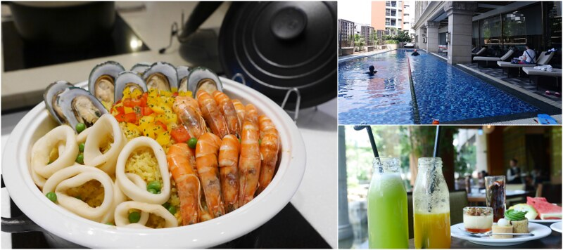 【台北美食】美麗信雨林餐廳|地中海風味美食節來自西班牙、義大利、摩洛哥、南法的仲夏饗宴 @Maruko與美食有個約會