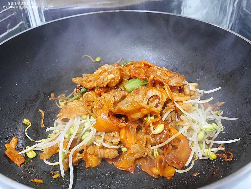 【食譜】韓式辣醬豬肉|用平底鍋做韓國烤肉餐廳的辣炒豬肉