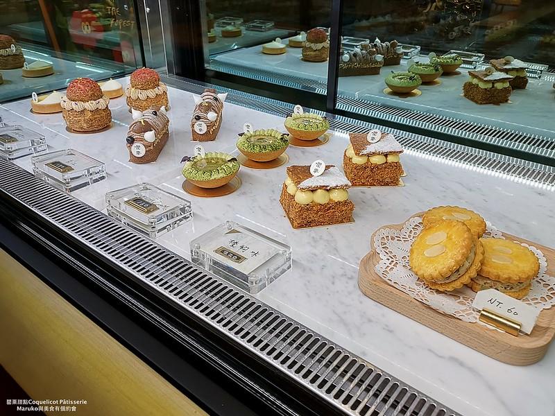 【台北大安】罌粟甜點|下午茶時光有漂亮又好吃的法式甜點(信義安和站週邊) @Maruko與美食有個約會