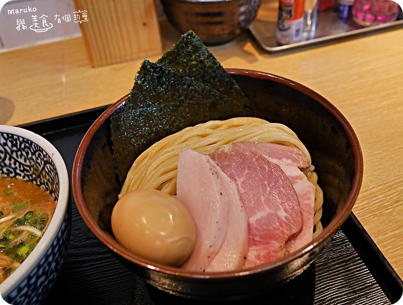【東京美食】麵屋一燈(新小岩)|濃厚魚介拉麵來自東京票選第一名人氣拉麵王 @Maruko與美食有個約會