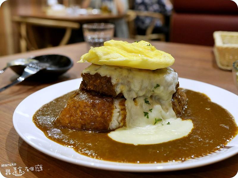 【台北 大同區】Izumi Curry咖哩|超重量12盎司起司漢堡咖哩飯來自日本大阪九条人氣名店