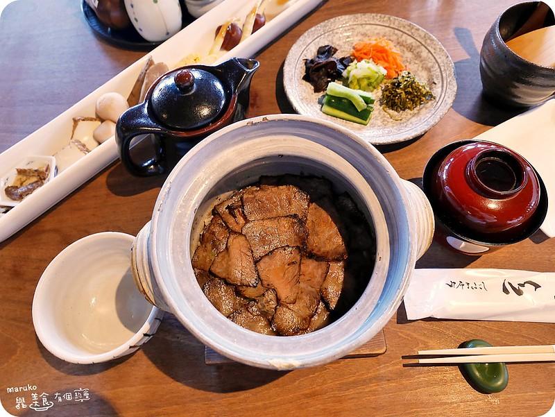 【由布院美食 】由布まぶし心|炭火燒釜飯湯布院人氣美食(駅前店) @Maruko與美食有個約會