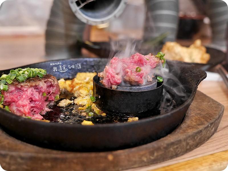 【福岡美食】極味屋(博多店)|伊萬里和牛鐵板漢堡博多站前人氣排隊美食 @Maruko與美食有個約會