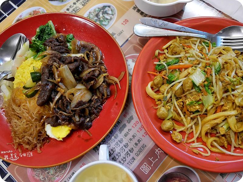 【台北中正區】加里曼丹娘惹美食印尼料理 @Maruko與美食有個約會