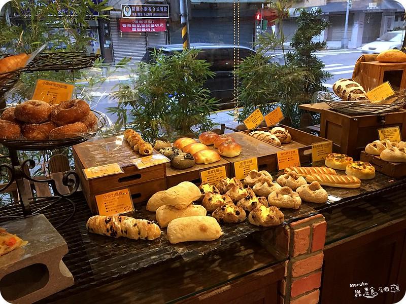 【台北美食】山崴烘焙彷|隱身木柵的日式麵包彷彿走入日本巷弄的麵包小店 @Maruko與美食有個約會