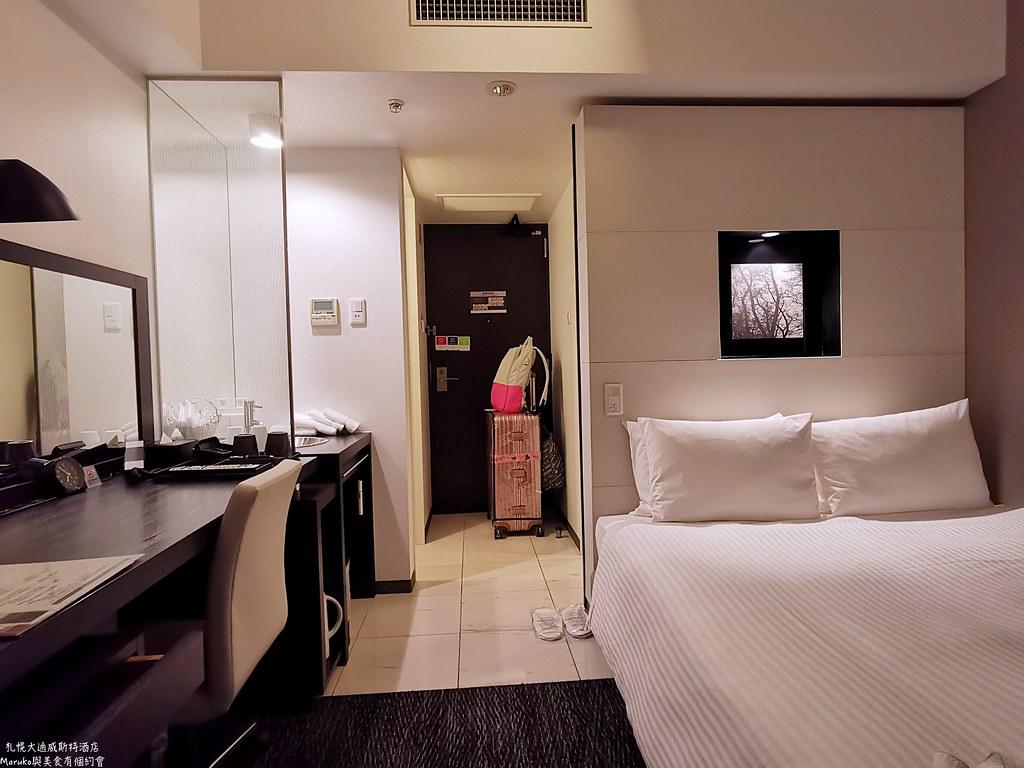 【札幌住宿】札幌大通威斯特酒店(Hotel Vista Sapporo Odori)|狸小路商店街內逛街採購方便的舒適旅店 @Maruko與美食有個約會