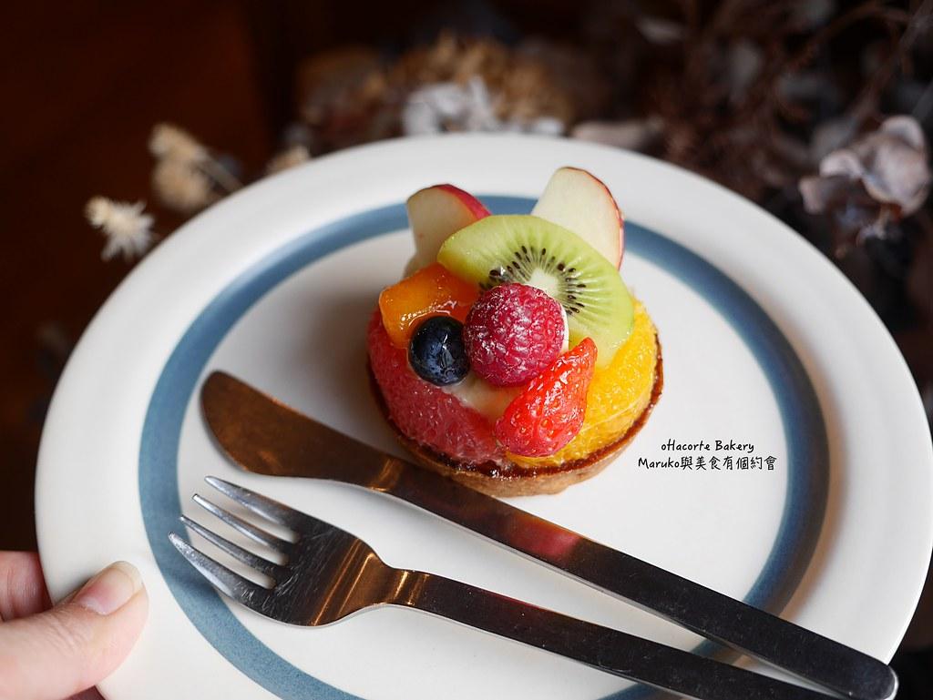 【沖繩美食】ohacorte(泉崎店)|來自港川外人住宅區暗藏幸福滋味的派塔專門店 @Maruko與美食有個約會