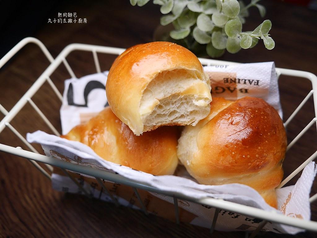 【食譜】五種不需要攪拌機的免揉麵包食譜 @Maruko與美食有個約會