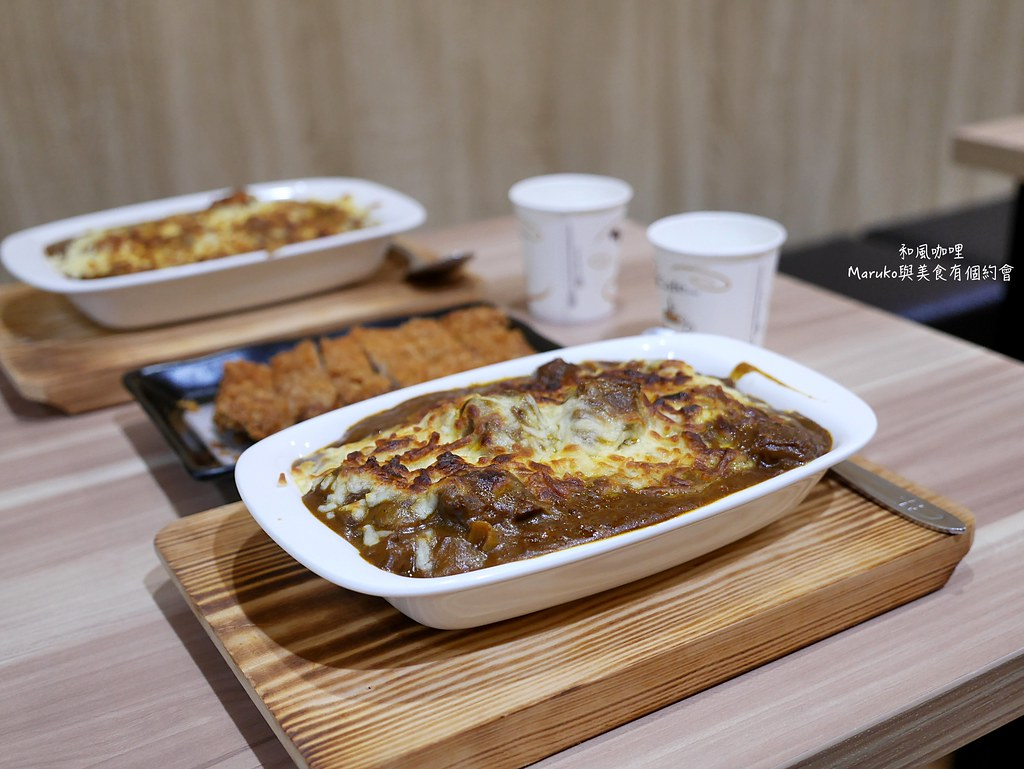 【台北美食】和風咖哩|隱身在晴光市場內最有日本味的美味咖哩