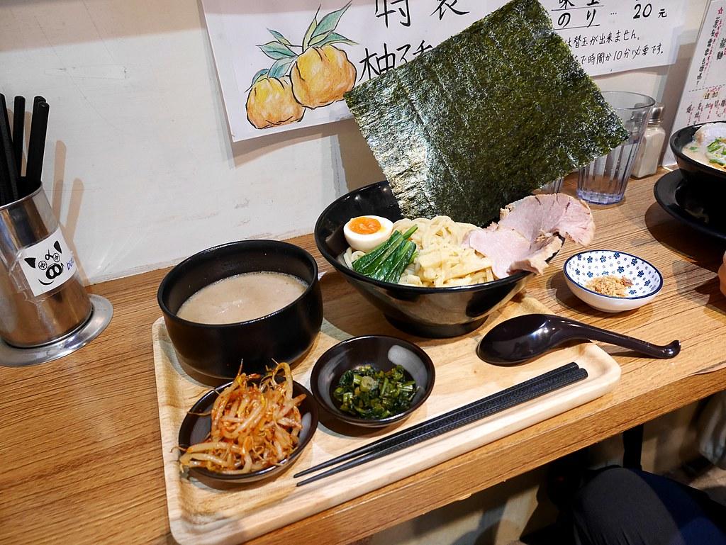 【台北美食】豚人拉麵(台灣本店)|來自京都平民美食本店沾麵夏日限定 @Maruko與美食有個約會