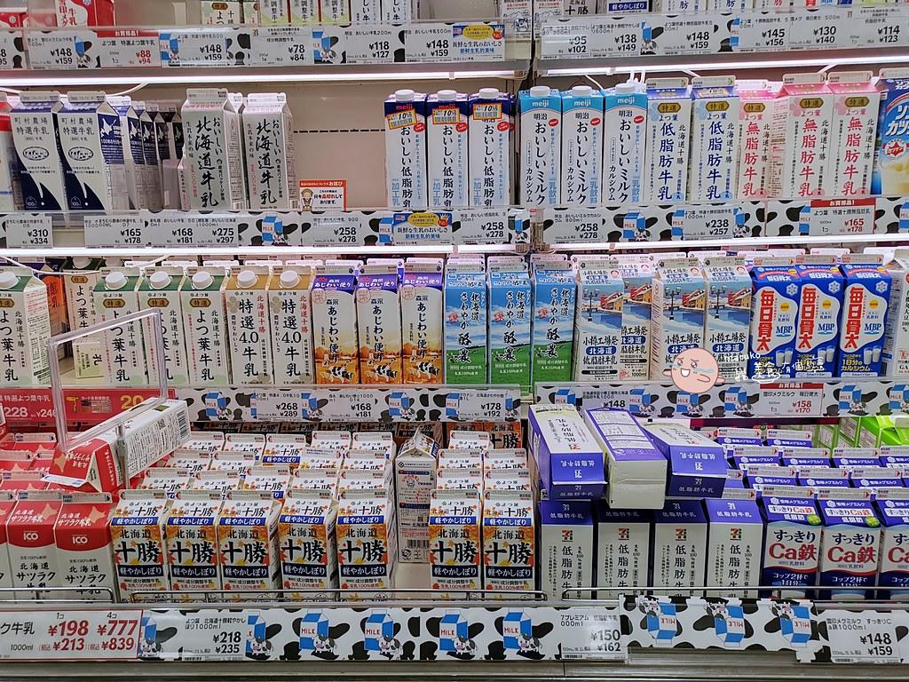 【札幌超市】伊藤洋華堂(薄野店)|薄野站旁大型超市北海道鮮乳選擇多,水果也超好買 @Maruko與美食有個約會