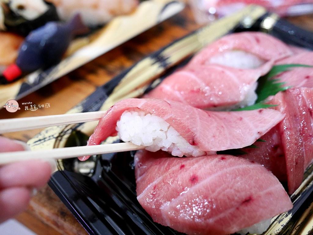 【沖繩美食】泊港魚市場|只有最新鮮的生魚片,熟食早餐一次滿足 @Maruko與美食有個約會