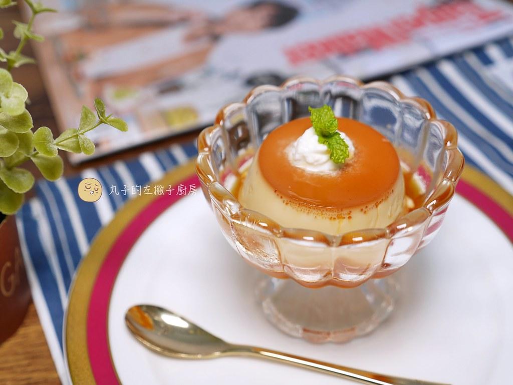 【食譜】日式焦糖布丁|大人小孩都愛的濃口布丁這樣做更滑順 @Maruko與美食有個約會