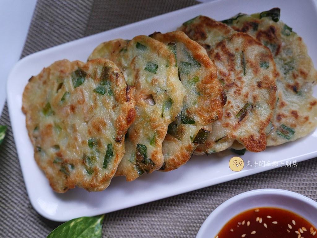 【食譜】韓式鮪魚煎餅|韓式煎餅粉多種做法的開胃菜煎餅
