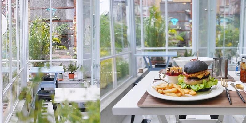 【台北美食】你和我和牛(古亭店)|古亭最美的和牛漢堡和牛滷肉飯餐廳(全天營業含菜單) @Maruko與美食有個約會