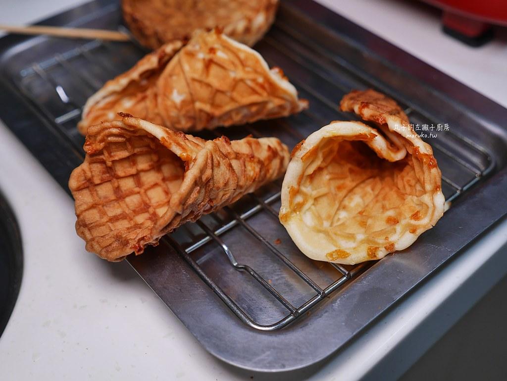 【食譜】起司薄餅|日本熱門冰淇淋店甜筒餅乾咸香酥脆不甜膩做法 @Maruko與美食有個約會