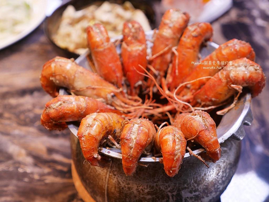 【台北美食】一品活蝦(安和店)|北台灣最大泰國蝦餐廳,18種活蝦料理一次滿足 @Maruko與美食有個約會