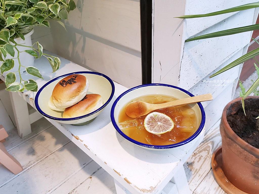 【台北美食】小虎咖啡X解解渴有限公司|在永康街遇見象山腳下的冬瓜檸檬愛玉 @Maruko與美食有個約會
