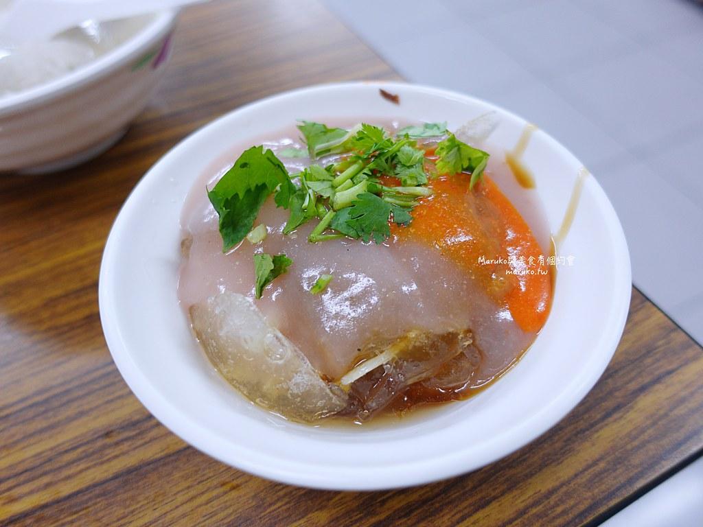 【台北美食】阿財彰化肉圓|早餐就能買到的彰化油炸肉圓,魚丸湯也很讚 @Maruko與美食有個約會