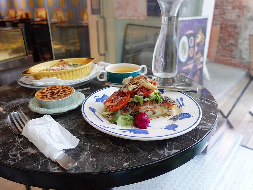 【台北】艾蜜莉的法式布蕾|隱藏在師大商圈美味的焦糖烤布蕾,台電大樓站甜點 @Maruko與美食有個約會